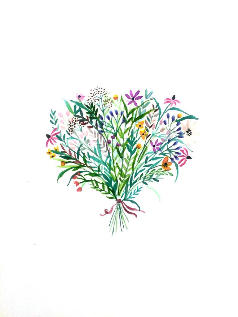 wildflower bouquet1