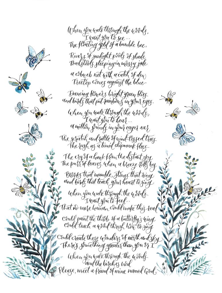 Tricia Poem